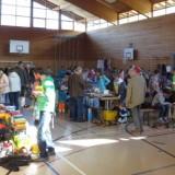 Kindersachenflohmarkt am 30.03.2019 in der Turnhalle