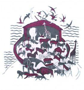 Die Arche Noah an der Grundschule Gmund